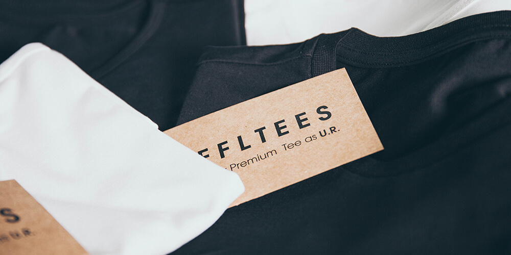 Cashmere Tailored t-shirt by FFLTEES